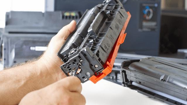 toner cartridge repair
