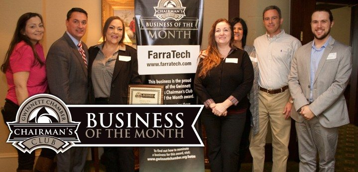 FarraTech Business of the Month