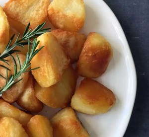 crispy roast potatoes thumbnail