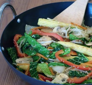 Vegetable Stir Fry thumbnail