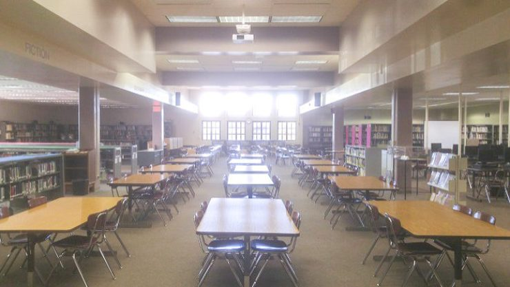 FHS Student Life - Library
