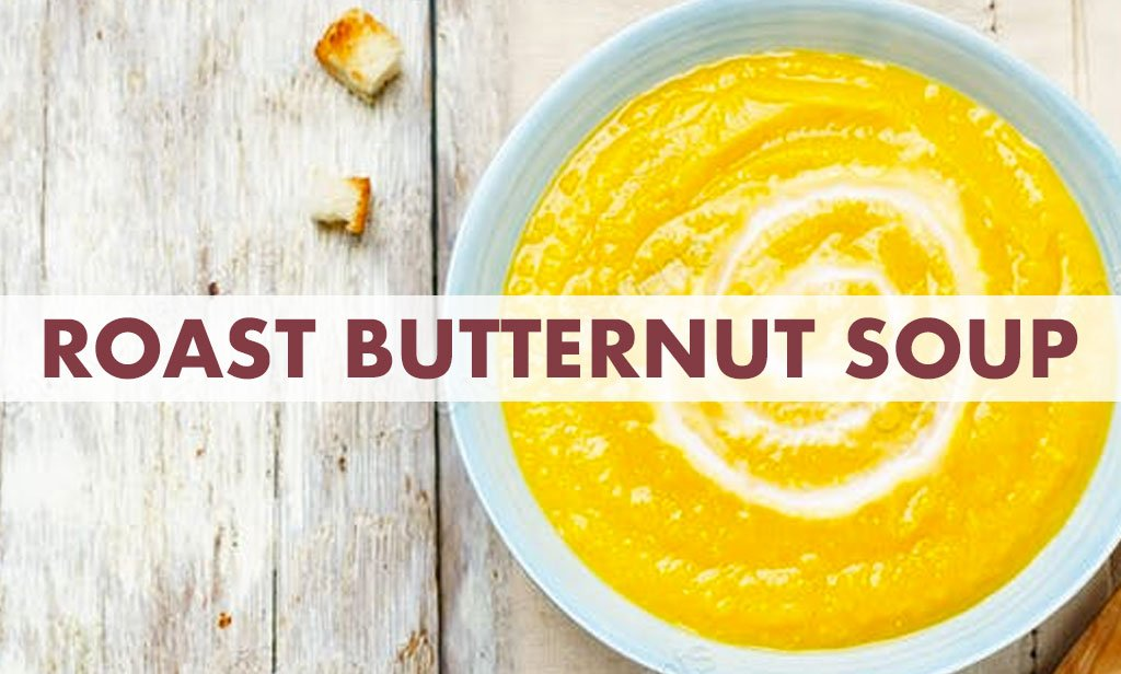 Roast Butternut Soup