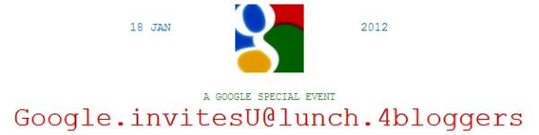 Google UAE Bloggers Hangout Dubai Pavilion Downtown