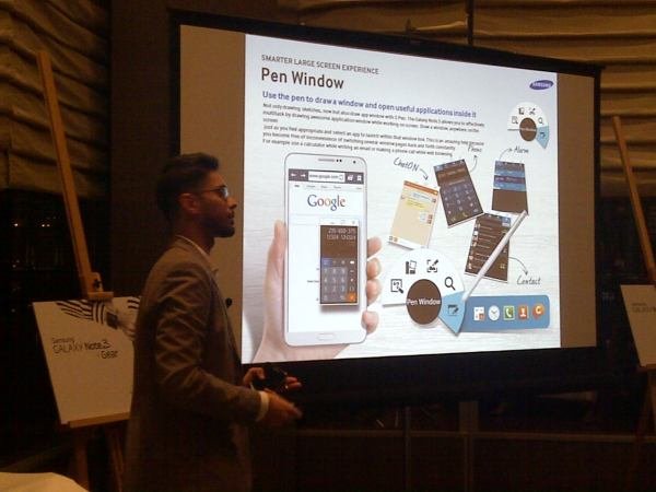 Huzeifa Mustafa Samsung GALAXY Note 3 Gear Dubai UAE Review Launch