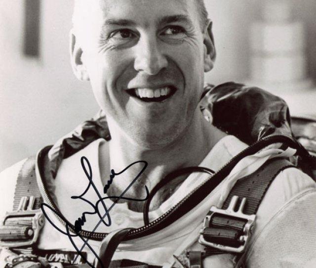 James Lovell Autograph