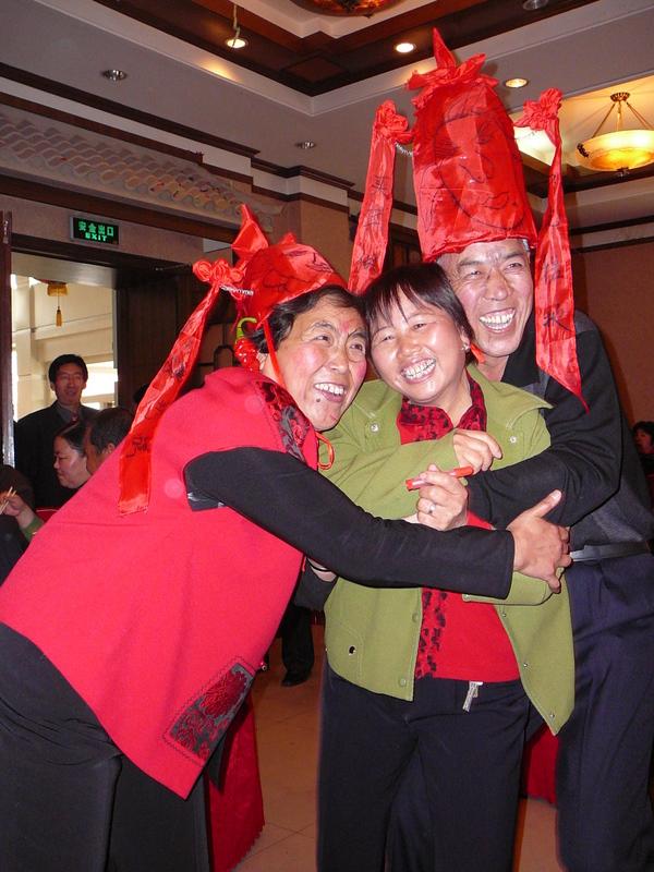 A Chinese Wedding Xinjiang Far West China