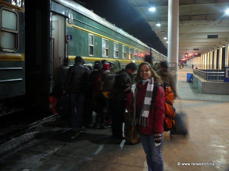 Urumqi Train Travel 2018 Guide 乌鲁木齐站