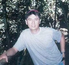 Alimjan Yimit, a Uyghur Christian leader in Kashgar