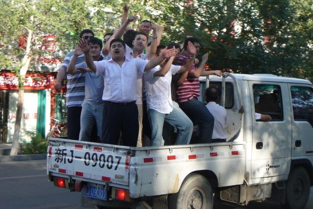 My Big Fat Uyghur Wedding: Parade [Video]