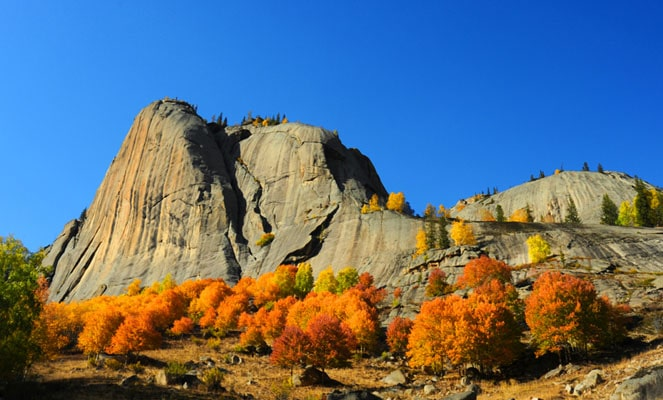 Keketuohai: China's Little Yosemite Park