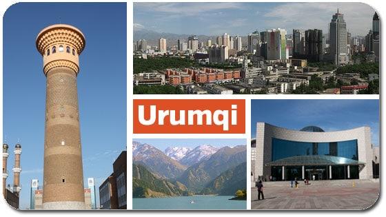 Urumqi City Guide