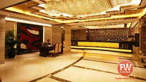 The Lucky Chance Hotel in Urumqi Xinjiang