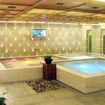 Spa at the Urumqi Yindu Hotel in Xinjiang