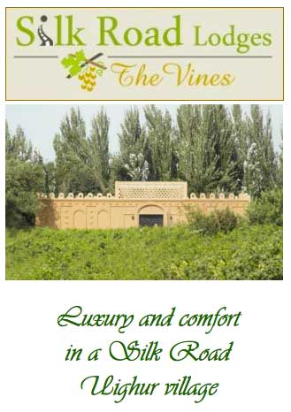 The Turpan Silk Road Lodges - The Vines