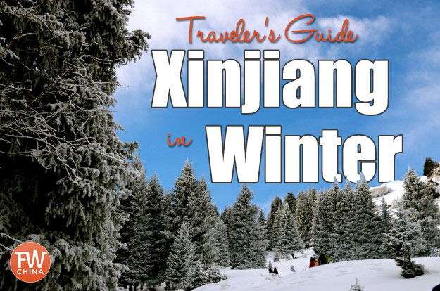 A traveler's guide for touring Xinjiang during the winter