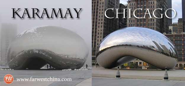 Karamay Bubble vs the Chicago Bean