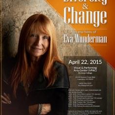 Diversity & Change in the films of Eva Wunderman