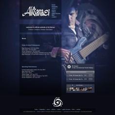 Ali Sanaei / Producer, Arranger, Arranger, and Bass player