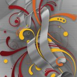 ROOH / Fashion and Clothing decorative poster