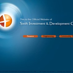 Swift Investment and Development Co Ltd. landing page