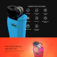 MK Lighter product page