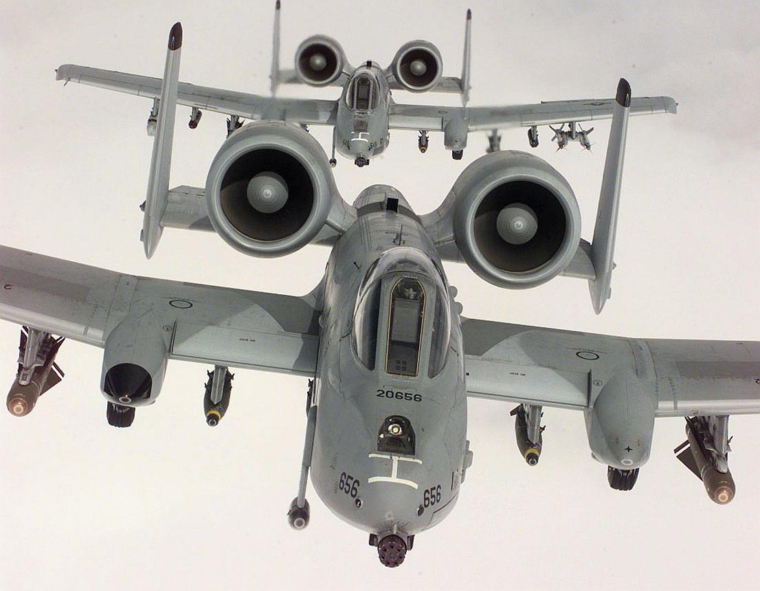 A-10 Warthogs - You're Already Dead