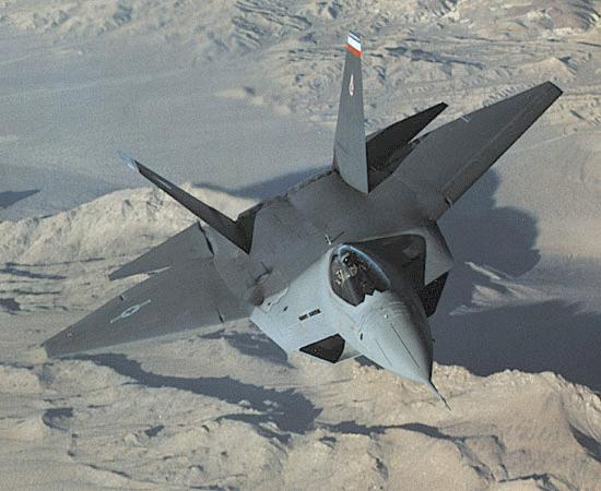 F-22 Raptor (http://www.fas.org)
