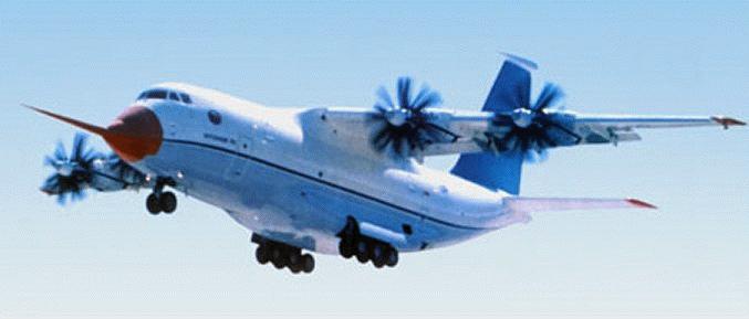 Antonov An-70 (http://www.fas.org)