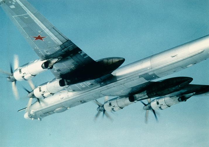 Tu 95 Bear Tupolev Russian And Soviet Nuclear Forces
