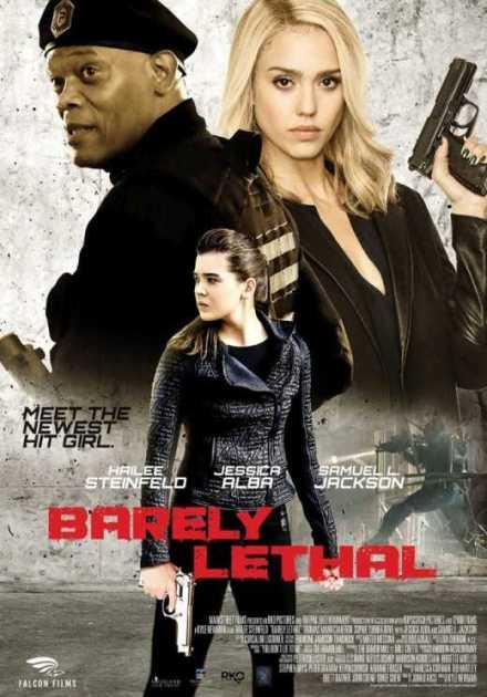 فيلم Barely Lethal 2015 مترجم