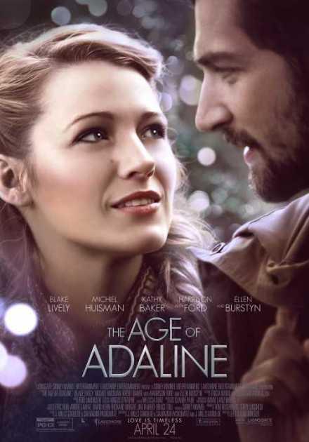 فيلم 2015 The Age of Adaline مترجم
