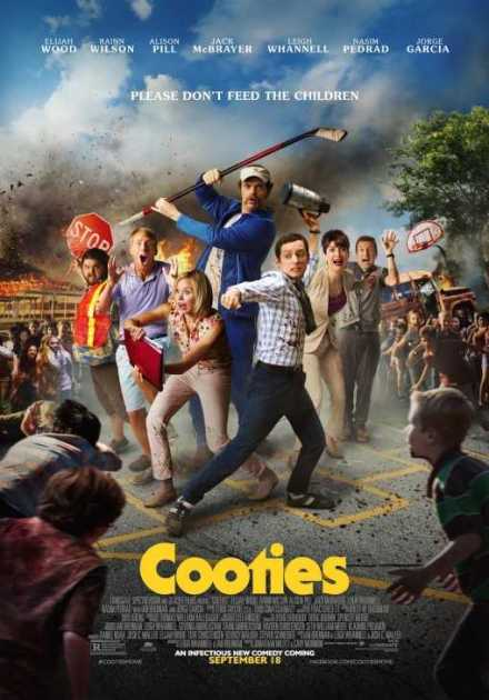 فيلم Cooties 2014 مترجم