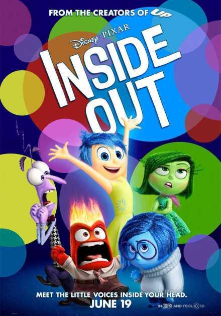فيلم Inside Out 2015 مترجم