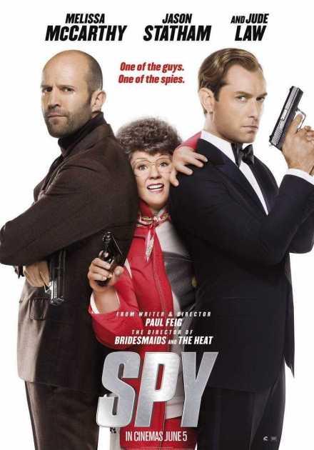فيلم 2015 Spy مترجم