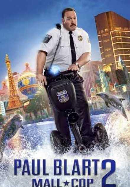 فيلم Paul Blart Mall Cop 2 مترجم
