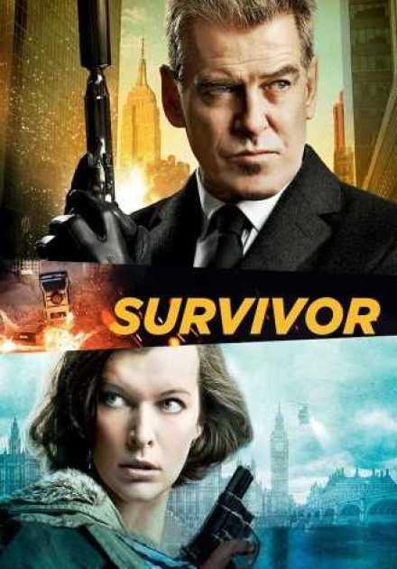 فيلم 2015 Survivor مترجم