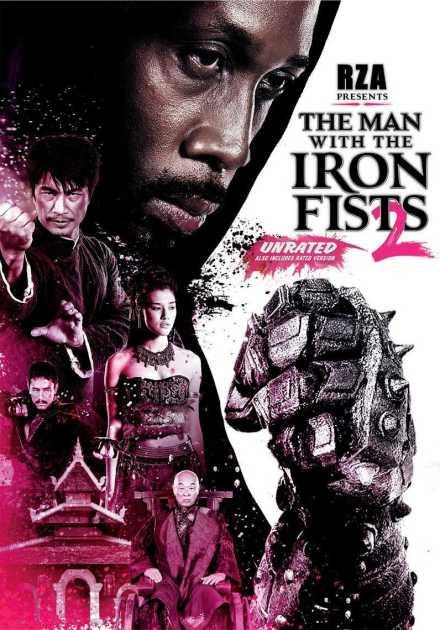 فيلم The Man with the Iron Fists 2 2015 مترجم
