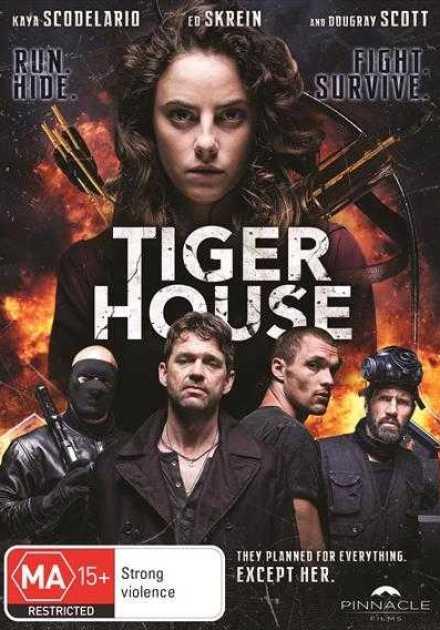 فيلم Tiger House 2015 مترجم