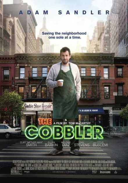 فيلم The Cobbler 2014 مترجم
