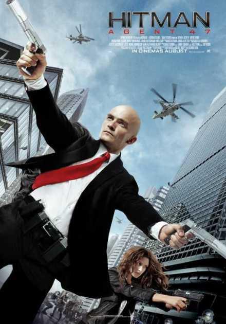 فيلم 2015 Hitman Agent 47 مترجم