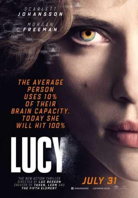 فيلم Lucy 2014 مترجم