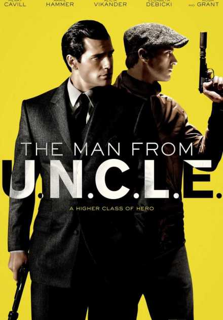 فيلم The Man from U.N.C.L.E. 2015 مترجم