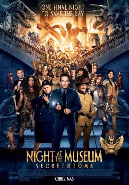 فيلم Night at the Museum Secret of the Tomb 2014 مترجم