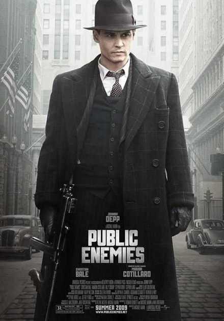 فيلم Public Enemies 2009 مترجم