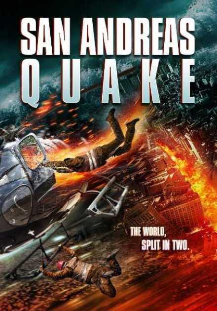 فيلم San Andreas Quake 2015 مترجم
