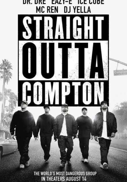فيلم Straight Outta Compton 2015 مترجم