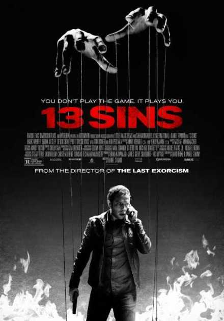 فيلم 13 Sins 2014 مترجم