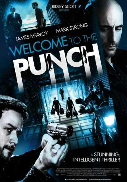 فيلم Welcome to the Punch 2013 مترجم