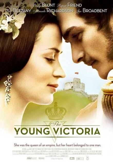 فيلم The Young Victoria 2009 مترجم