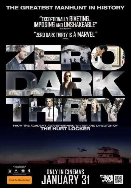فيلم Zero Dark Thirty 2012 مترجم